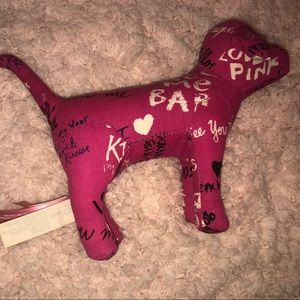PiNK Victoria's Secret || French Kiss Dog